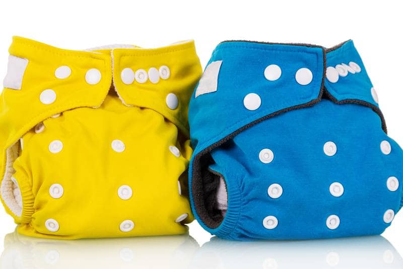 Pair of Cloth Diapers
